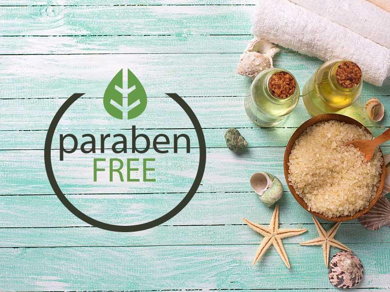 แชมพูครีมนวดสูตรธรรมชาติ,Paraben Free ดีอย่างไร