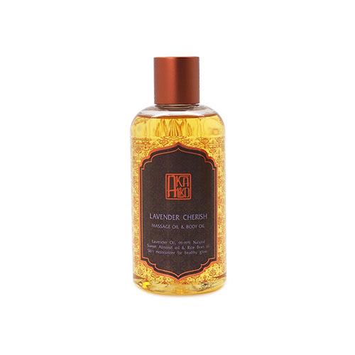 Lavender Cherish Body Oil & Massage Oil  250 ml.