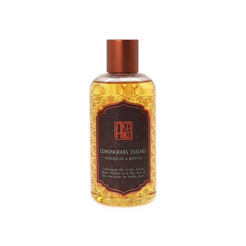 Lemongrass Essence Body Oil & Massage Oil  250 ml.