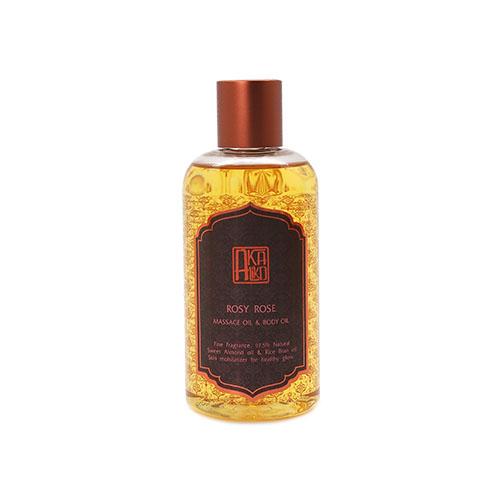 Rosy Rose Body Oil & Massage Oil  250 ml.