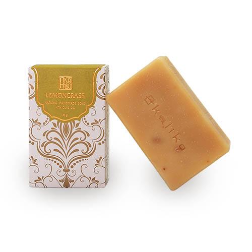 Lemongrass Natural Soap 150 g.