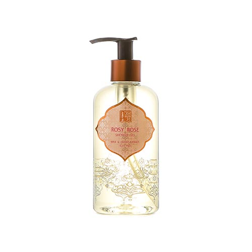 Rosy Rose Shower Gel 250 ml.