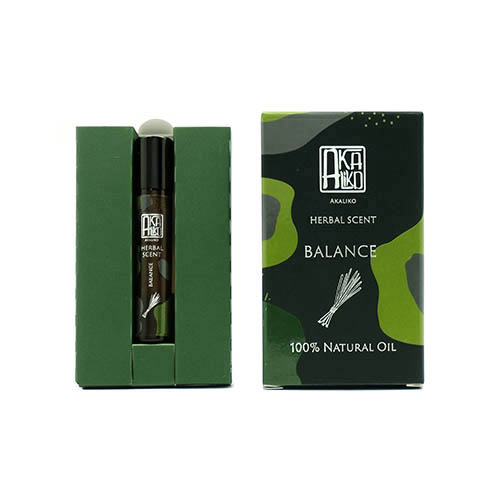 ยาดม 02 Balance 1 - AKALIKO พลังบำบัดแห่งธรรมชาติที่เดินทางคู่ความหอมจากการคัดสรรวัตถุดิบอย่างดีและปลอดภัย เพื่อเป็นผลิตภัณฑ์สปาและบิวตี้คุณภาพสูง เช่น ก้านไม้หอม, น้ำมันหอมระเหย, สเปรย์ฉีดหมอน, น้ำมันบำรุงผิว, น้ำมันบำรุงหน้า, เซรั่มวิตามินซี เพื่อการผ่อนคลายที่แท้จริง