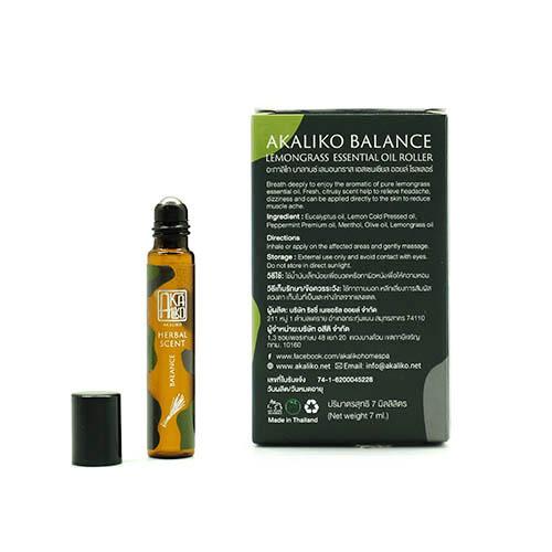 ยาดม 04 Balance 1 - AKALIKO พลังบำบัดแห่งธรรมชาติที่เดินทางคู่ความหอมจากการคัดสรรวัตถุดิบอย่างดีและปลอดภัย เพื่อเป็นผลิตภัณฑ์สปาและบิวตี้คุณภาพสูง เช่น ก้านไม้หอม, น้ำมันหอมระเหย, สเปรย์ฉีดหมอน, น้ำมันบำรุงผิว, น้ำมันบำรุงหน้า, เซรั่มวิตามินซี เพื่อการผ่อนคลายที่แท้จริง