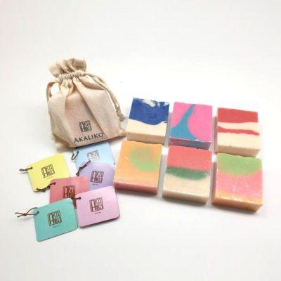 Akaliko Natural Soap 100 1