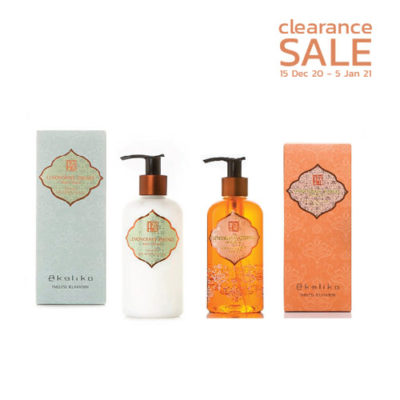 ShowerGel BodyLotion clearance 3